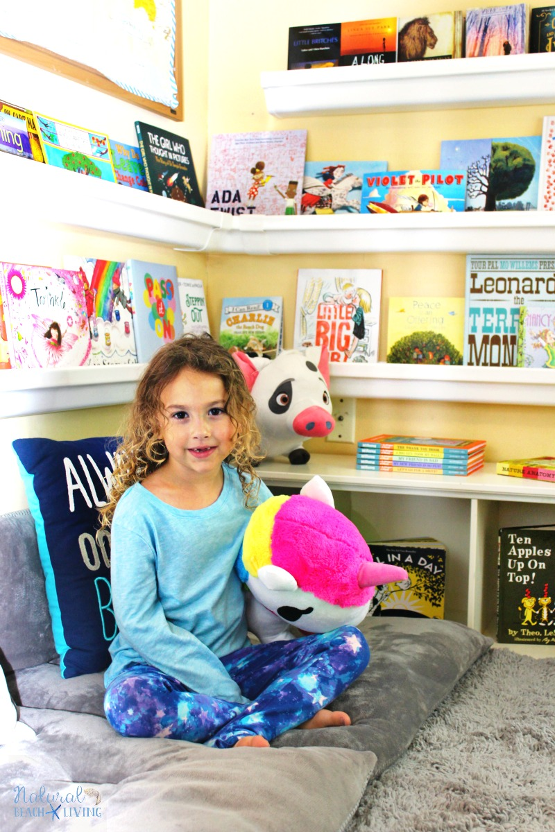 How to Make a Reading Nook in Your Room