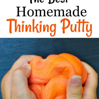 The Best DIY Thinking Putty for Halloween