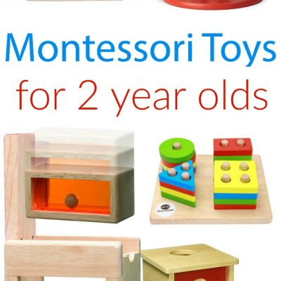 The Ultimate Guide for The Best Montessori Toys for 2 Year Olds