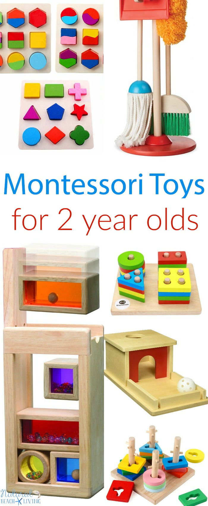 Toys For 2 Year Olds : The ultimate guide for best montessori toys year