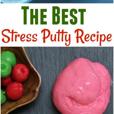 The Best Thinking Putty Recipe You'll Ever Make