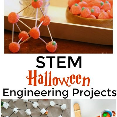 The Best Halloween STEM for Preschool and Kindergarten