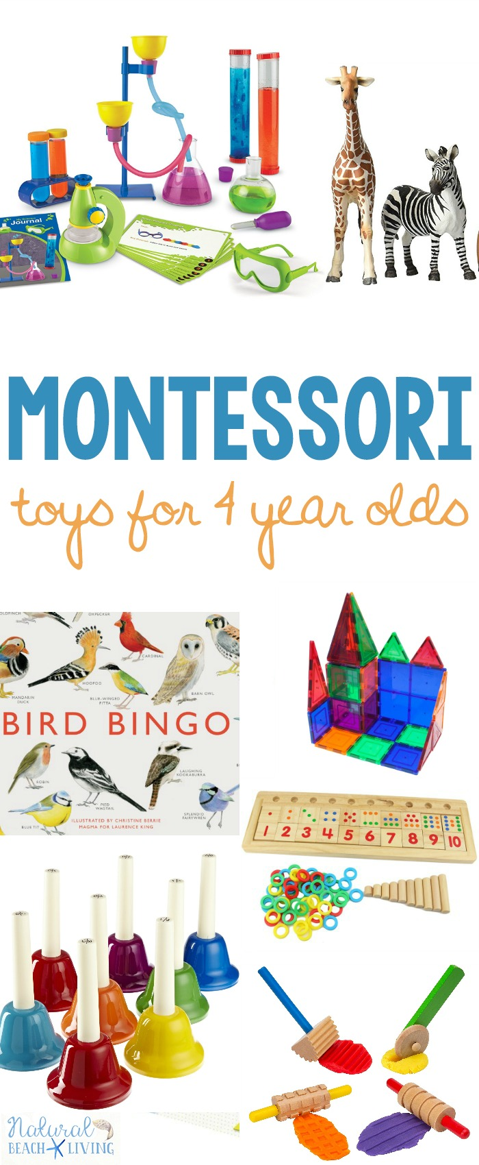 the ultimate guide for the best montessori toys for 4 year olds