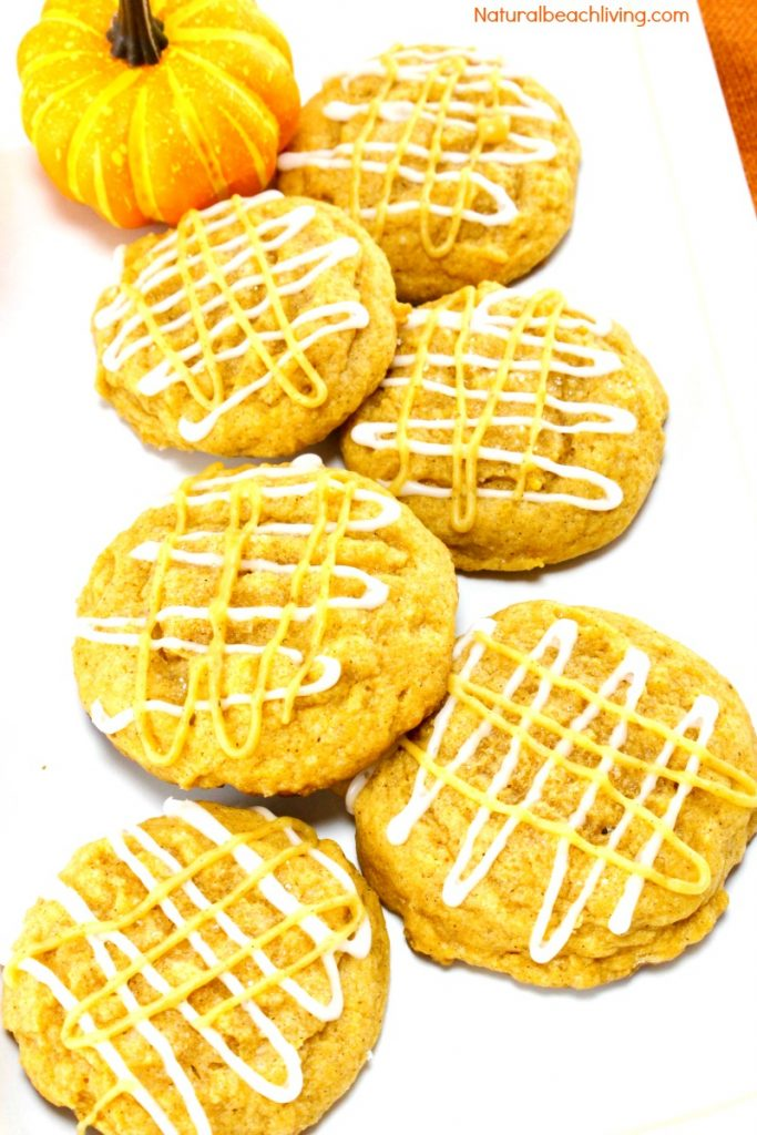 How to Make The Best Pumpkin Spice Sugar Cookies, Pumpkin Spice Recipe, Delicious Pumpkin Spice Cookies, Yummy Fall Recipes, Easy Pumpkin Spice Cookies