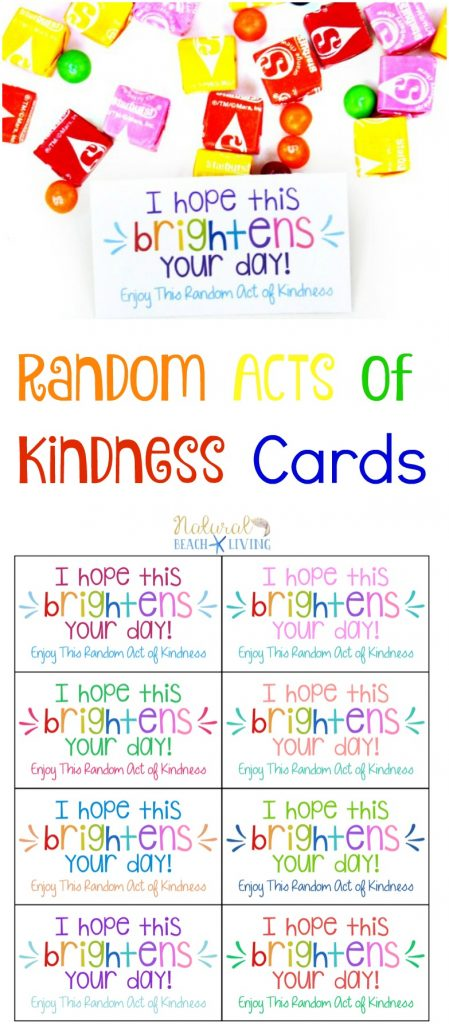 How to Build an Acts of Kindness Habit