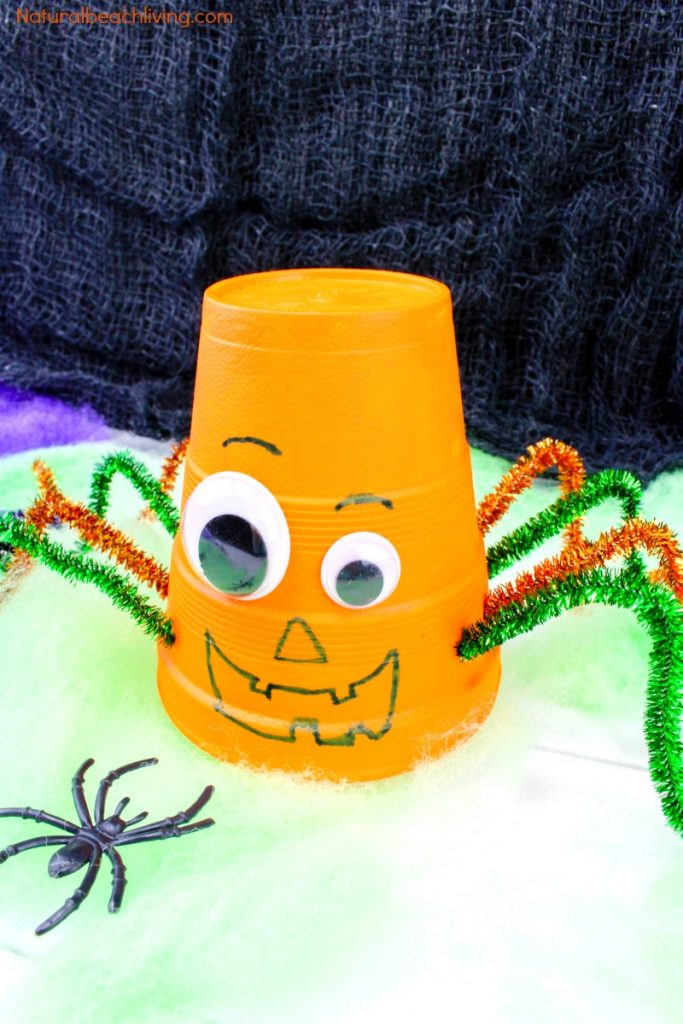Easy Preschool Halloween Craft Ideas