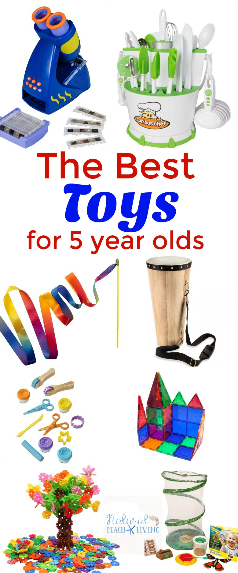 Toys For Boys 5 Years Old : The best montessori toys for year olds natural beach