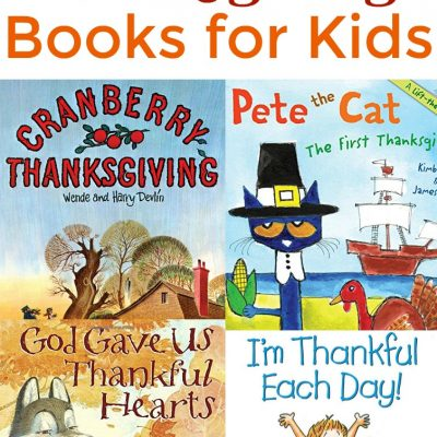 23 Best Thanksgiving Books for Kids