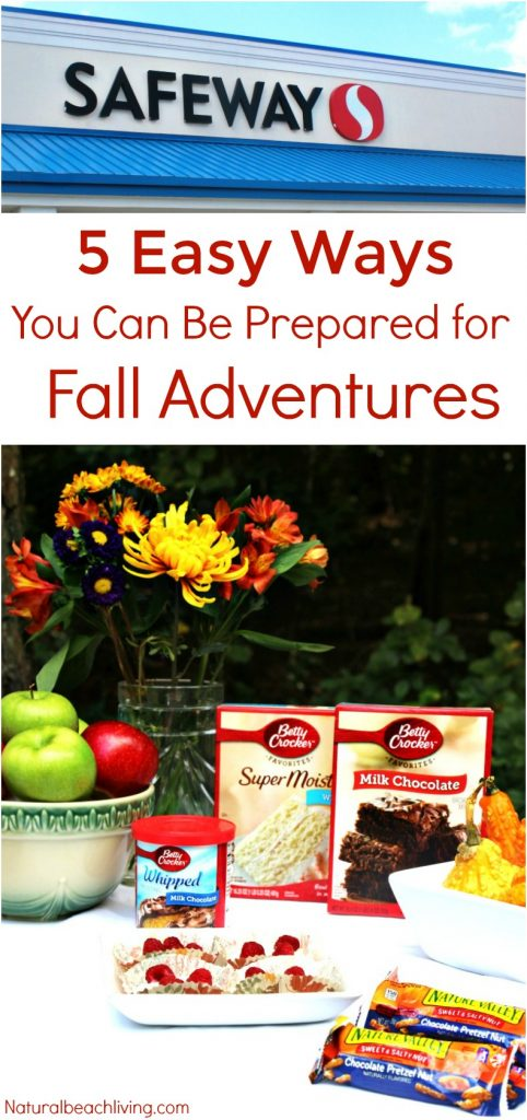 How to Be Prepared for Fall Adventures with Kids, Get organized for fall activities, Fall shopping tips, Easy Fall Decor Ideas and Mom Life tips #ad #Parenting #Shoppingtips #fall