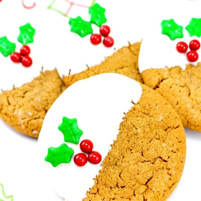 The Best Homemade Gingerbread Cookies Recipe