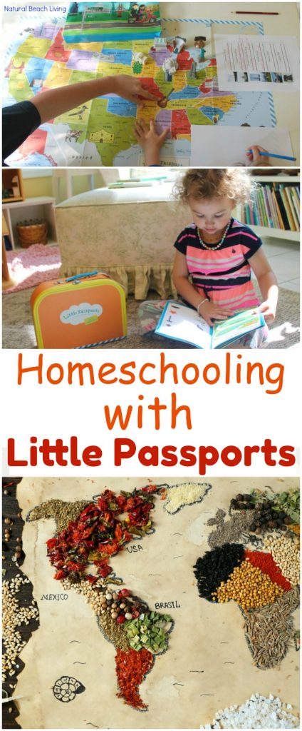 The Best Little Passports Subscription Box Review, Early Explorers, Homeschooling with Little Passports, explore World Travel, learn about the USA, or dive into super cool Science experiments for kids #Homeschool #giftidea