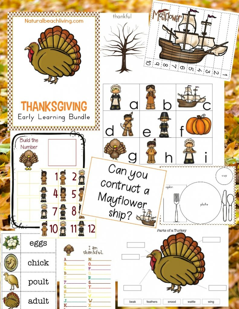 Easy Thanksgiving Crafts Kids Love to Make - Puffy Paint ...