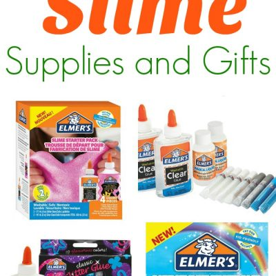 The Ultimate Slime Supplies and Slime Gift Ideas