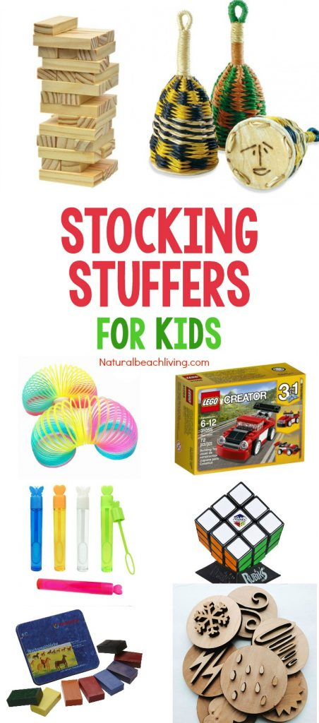 The Best Stocking Stuffers For Kids. You'll find a mix of games, building toys, musical instruments, books, art and crafts ideas and more. These Awesome stocking stuffers are budget friendly. Best Gift ideas for Kids, #Christmas #gifts #giftideas
