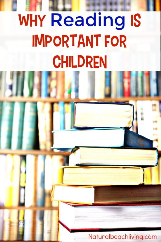 5+ Reasons Why Reading is Important for Children, The importance of reading, Establishing a reading habit in kids and teaching children to read, Why reading is important, reading tips, #read