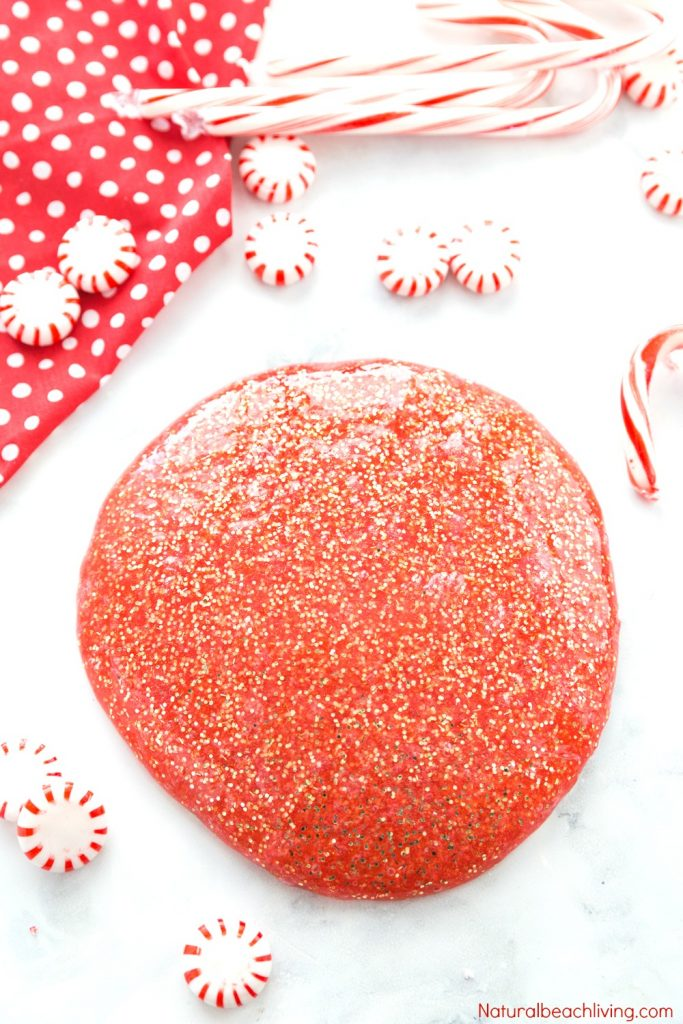 How to Make The Best Peppermint Slime Recipe, Homemade Slime Recipe, Amazing Scented Recipe for Slime, Slime with Liquid Starch, Easy Slime Recipe that everyone loves. #Slime #Slimerecipe #peppermintslime #Christmasslime #homemadeslime