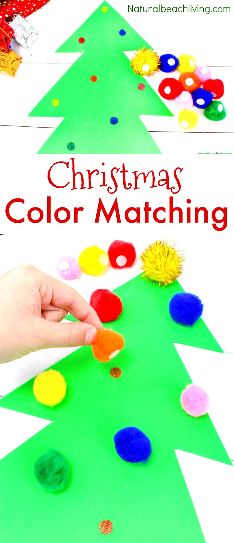 Color Activities for Toddlers, Preschool and Kindergarten - Natural ...