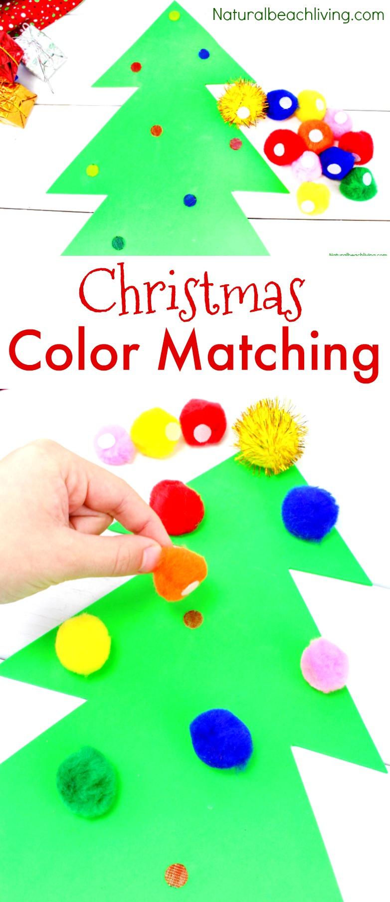 Color Activities for Toddlers, Preschool and Kindergarten - Natural ...