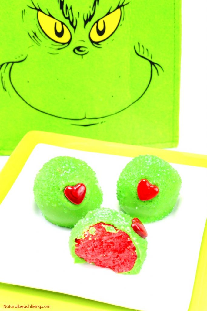 30+ of The Best Dr. Seuss Party Ideas, Grinch snacks, Grinch Cake Balls, Grinch Snacks for kids, Games, Activities, Free Printables, Dr. Seuss Sensory Play, The Best Dr. Seuss Books, Dr. Seuss Crafts, Dr. Seuss Snacks, #DrSeuss #DrSeusscrafts #DrSeusssnacks