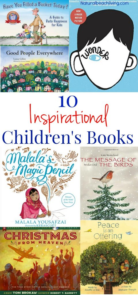 10+ Children's Books That Will Inspire You During Holidays, Books for Kids, Kindness books for kids, Inspirational books for kids, Christmas books, Gratitude Books, Thankfulness, Children's Classic Books, Montessori books, #books #holidaybooks #childrensbooks #kindness #motivationalbooks #booksforkids