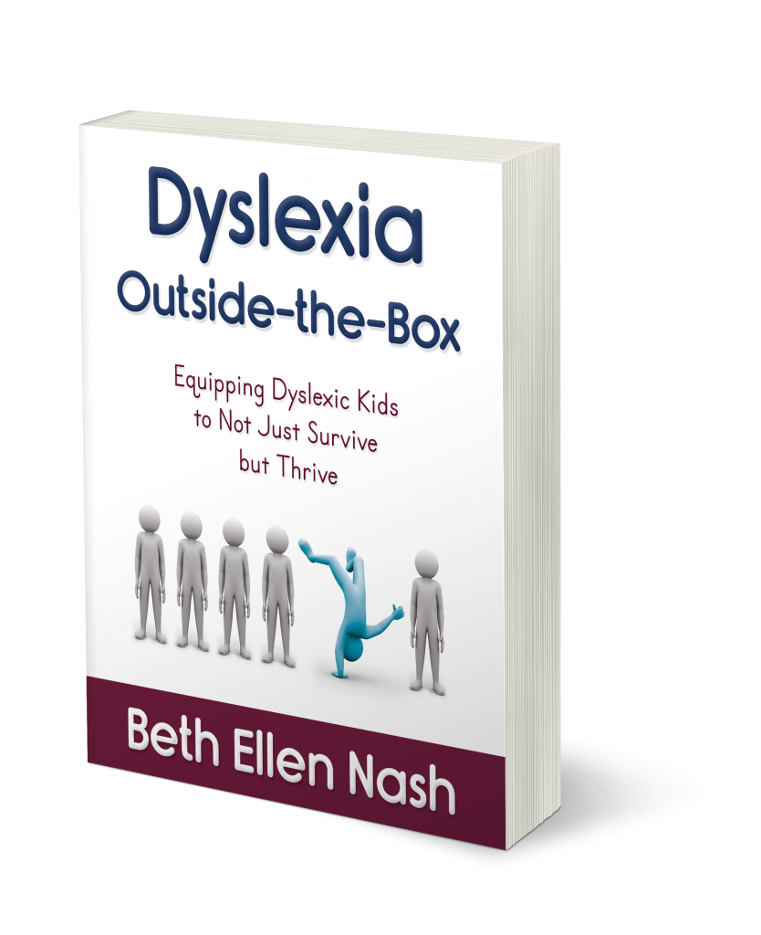 Help Dyslexic Kids Thrive, Dyslexia Outside-the-Box, Books on Dyslexia and tips and activities to help children that are Dyslexic, Special Needs, Educational needs, Learning disabilities, #education #Dyslexia #readingstrategies