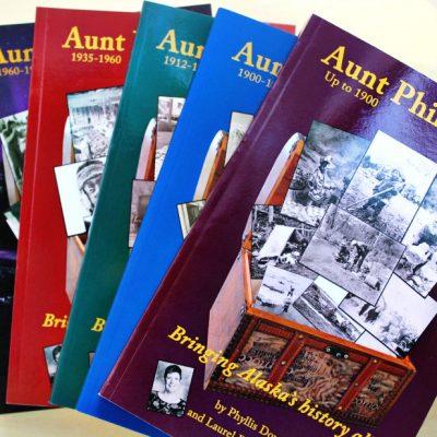 Aunt Phil's Trunk Alaska History Homeschool Curriculum