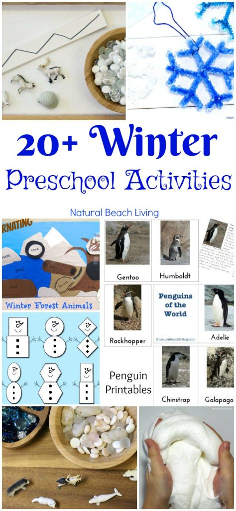 30+ January Preschool Themes and Activities, January is the perfect time for Preschool Crafts, Winter Science experiments, Winter STEM Activities, learning about winter animals, Winter Preschool Printables, Fun Winter Activities for Kids, hands-on activities for Preschoolers, January Activities and Themes for Preschool #preschoolthemes #preschool #preschoolcrafts #winterpreschool