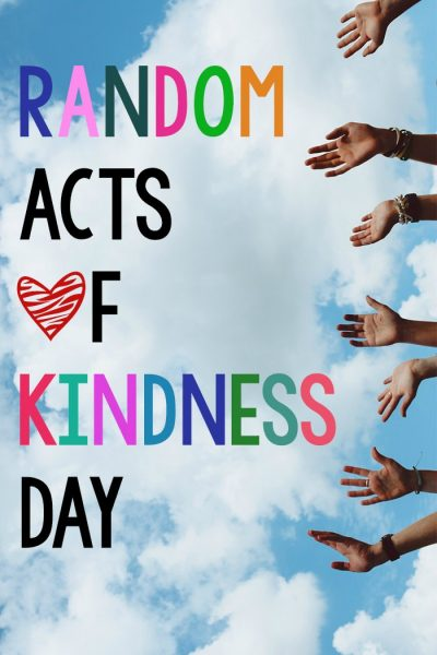 Amazing Random Acts of Kindness Day Ideas To Try Right Now