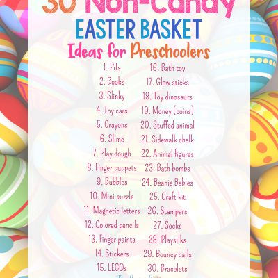 Gift ideas archives natural beach living 30 perfect non candy easter basket ideas for preschoolers negle Choice Image