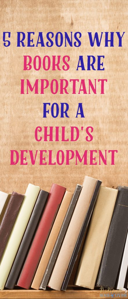 5 Important Skin Care Tips For Girls: 5 Reasons Why Books Are Important For A Child's