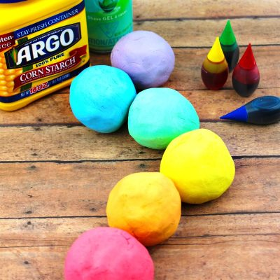 How to Make The Best Shaving Cream Play dough Recipe – Easy Rainbow Foam Dough