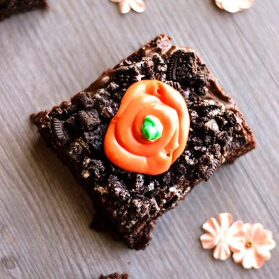 How to Make Spring Carrot Garden Brownies – Best Carrot Patch Brownies Recipe