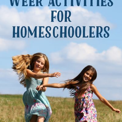40+ Screen-Free Week Activities for Kids