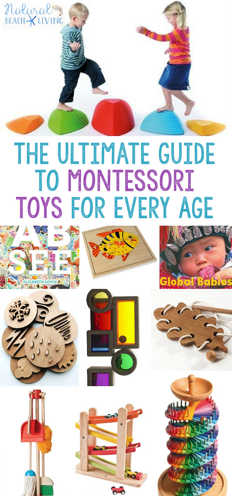 The Best Montessori Toys for Kids - Birth to 6 Years ...