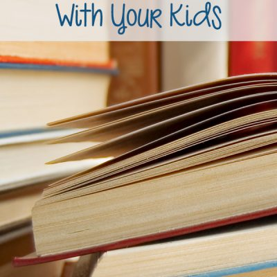 20 Best Book Series for the Whole Family to Enjoy