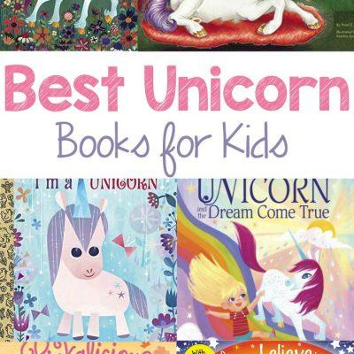 12 Magical Unicorn Books for Kids