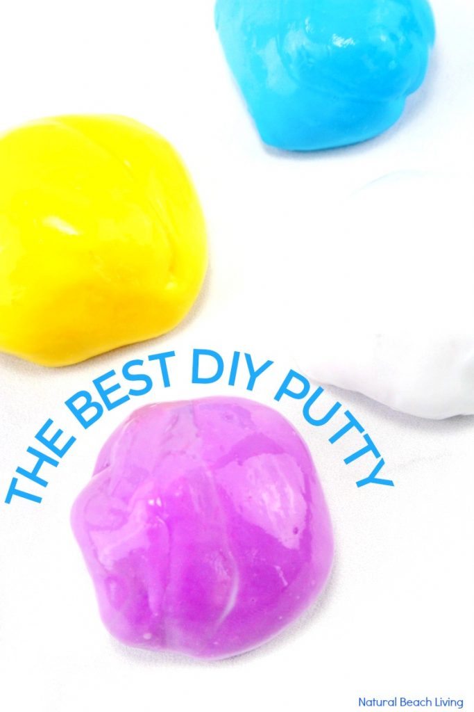 How to Make Putty, How to Make Thinking Putty , Putty Recipe, Homemade Putty, Thinking Putty Recipe, Therapy Putty Recipe, DIY Thinking Putty, DIY Putty, How to Make Thinking Putty, The Best Stress Putty Recipe, perfect sensory play, therapy putty for special needs, autism, and working fine motor skills, Best Sensory Putty, Therapy play for kids, Stress Putty Recipe, Stress Relieving Putty,