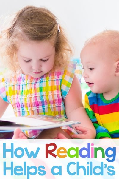 How Reading Helps a Child's Social Development