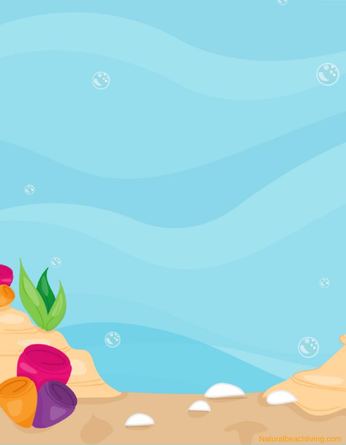 Coral Reef Activities for Preschoolers and Kindergarten - Natural ...