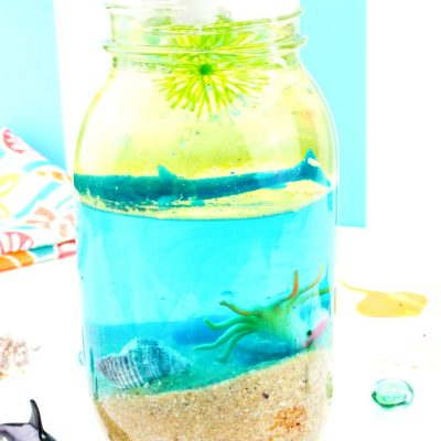 Ocean Science for Kids – Easy Ocean Life Experiment Kids Love